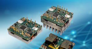 i7A convertidores correctores CC-CC en formato 1/16th brick
