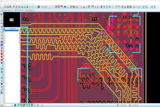 Software de diseño Proteus 8.12