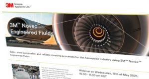 Webminar para la industria aeroespacial