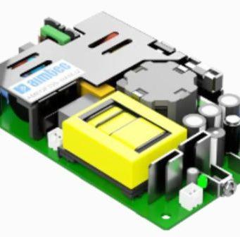 HAMJZ Convertidores AC/DC de elevada potencia y grado médico