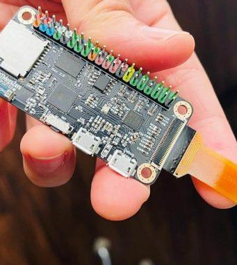 Placa de desarrollo ATMegaZero ESP32-S2