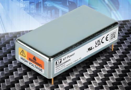 Serie HRC05 de convertidores CC-CC regulados de alto voltaje