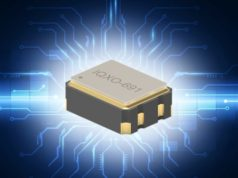 IQXO-691 Osciladores de reloj de baja tensión