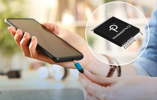 flyback switcher para dispositivos de carga móvil InnoSwitch4-CZ