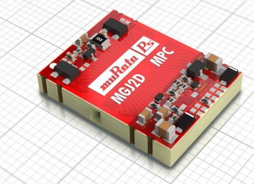 MGJ2 Convertidores DC-DC de 2 W con salidas bipolares