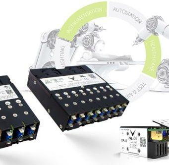 OPA2 y OPA3 módulos para fuentes de alimentación