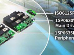 Gate drivers SCALE-2 para su uso en módulos IGBTs