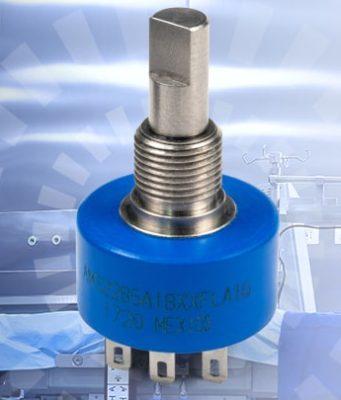 DMS22B Sensor giratorio de feedback con salida SSI
