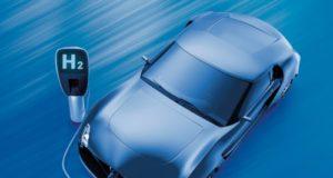 Las celdas de combustible de hidrógeno en vehículos eléctricos