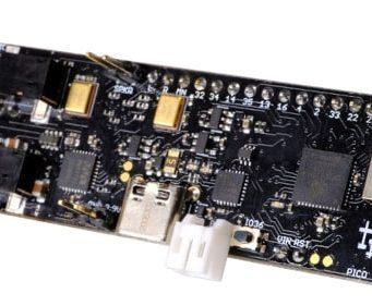 Placa PICO DSP para desarrollo de audio