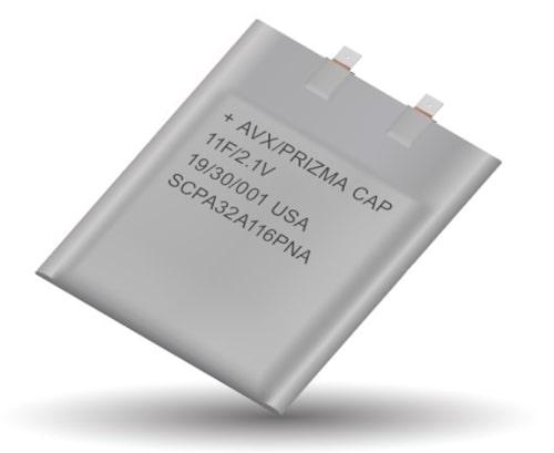 Supercondensadores Prizma Cap