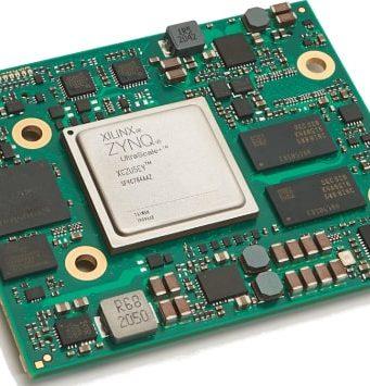 Módulos FPGA Andromeda XZU60 y Mercury+ XU6