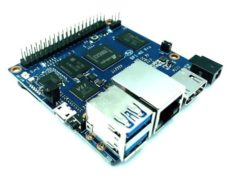 Banana Pi BPI M2 Pro, SBC para aplicaciones multimedia