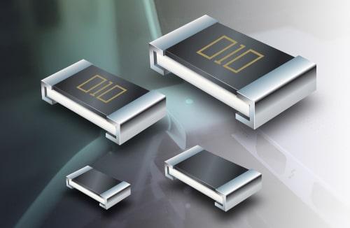 CFN Resistencias de sensado de corriente para dispositivos móviles