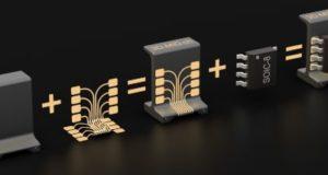Portador de componentes para sistemas de medida lineal