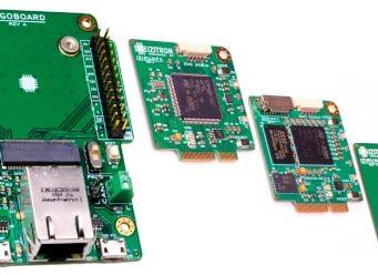Placas de desarrollo STM32 IZIRUN