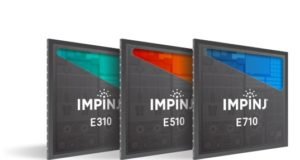 Chips RAIN RFID E710, E510, y E310