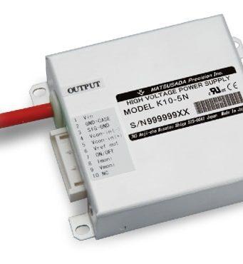 Fuentes de alimentación K10 de 6 kV para SEM y MASS