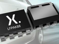 MOSFET de alta densidad de 40 V en LFPAK88