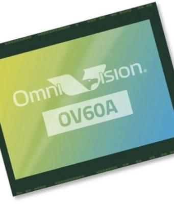 Sensor de imagen OV60A