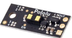 Sensor digital de distancia Polulu