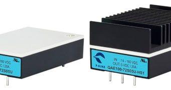 Módulos de potencia QAExxU-K para aplicaciones ferroviarias