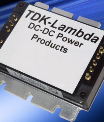 Filtros EMC MIL-COTS para convertidores CC-CC