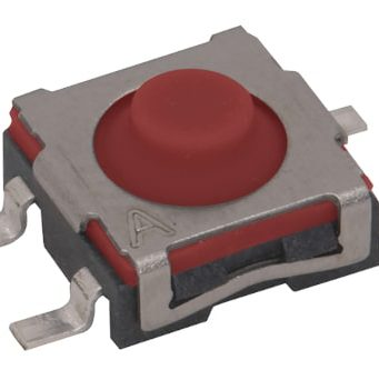 TLSM Interruptores táctiles SPDT para aplicaciones de alta fiabilidad