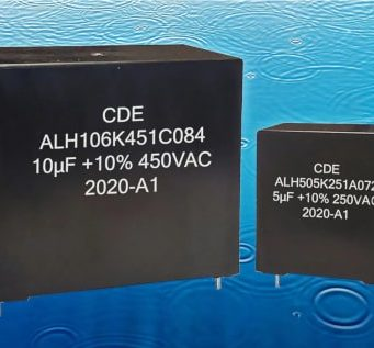 Condensadores ALH certificados UL y AEC-Q200