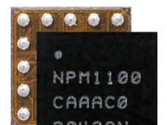 nPM1100 circuito de gestión de potencia (PMIC)