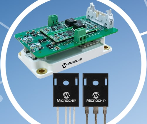 MOSFET SiC de 1700 V sin encapsular