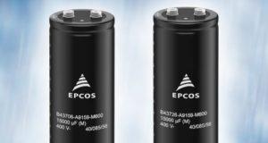 B43706* y B43726* Condensadores electrolíticos de aluminio