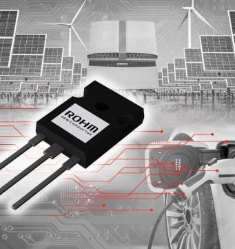 IGBTs híbridos con diodo de SiC integrado