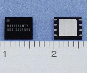 Memorias FRAM de 4 Mbit MB85RS4MTY