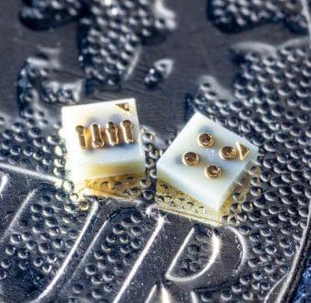 Sensor de imagen de 1 mm² para digicam