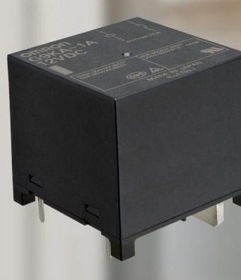 G9KA relé de potencia de hasta 2 A