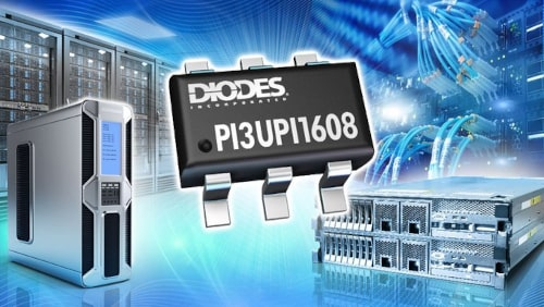 Circuito lineal ReDriver PI3UPI1608