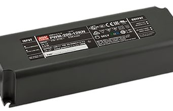 Driver LED PWM-200KN con transmisión segura de datos