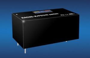 RAC05-K/PD3/H Convertidores AC/DC de 5 W con protección OVC III y PD3