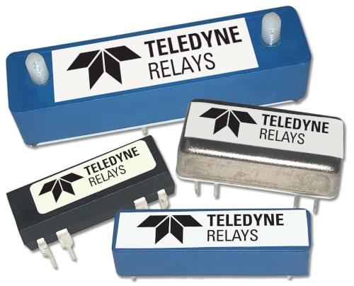 Relés Reed para aplicaciones de alta fiabilidad