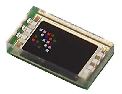 VD6283TX Sensor multiespectral de filtro híbrido