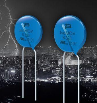 Protectores electrónicos de corriente IsoMOV
