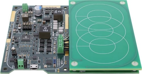 Diseño de referencia de carga inalámbrica Qi 1.3 para automoción y consumo