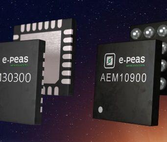 Circuitos cargadores de baterías ultra compactos