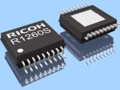 R1260 controlador convertidor CC/CC Buck síncrono