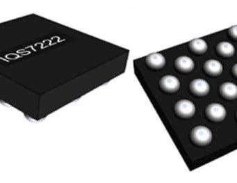 IQS7222A circuitos de sensado compatibles con I2C