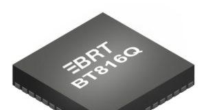 BT817 y BT818 controladores gráficos con tecnología Eve4