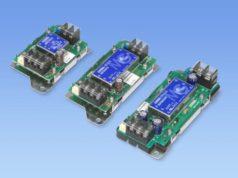 Convertidores CC/CC STMGF de 80 W para aplicaciones industriales