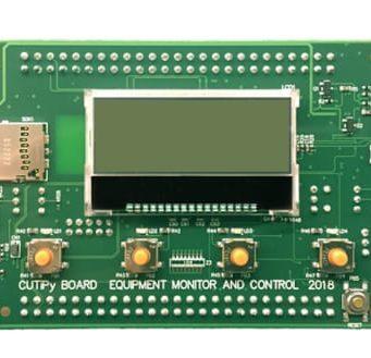 CutiPy Kit de desarrollo con MicroPython o FreeRTOS