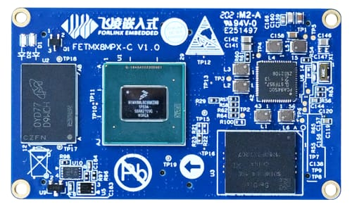 OKMX8MP-C Tarjeta de desarrollo i.MX8M Plus para IoT